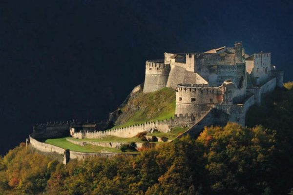 Castel Beseno Italy