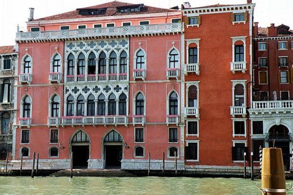 Palazzo Pisani Moretta Italy Venice