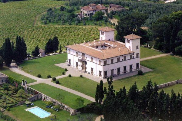 Villa Le Corti San Casciano Italy