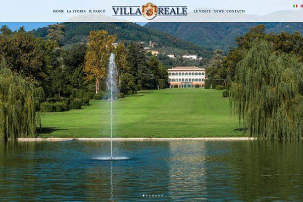 Villa Reale di Marlia (Lucca)